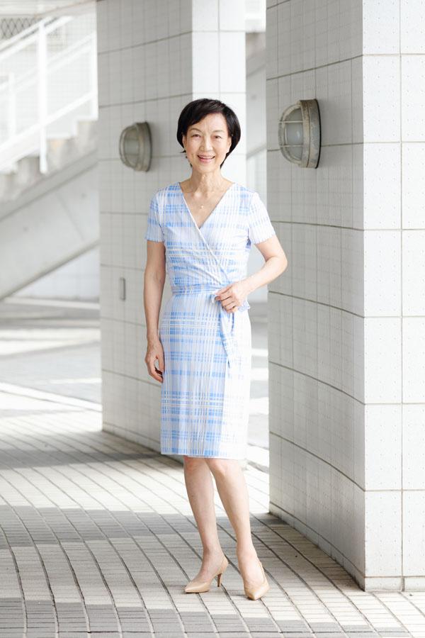 髙見澤 俊江