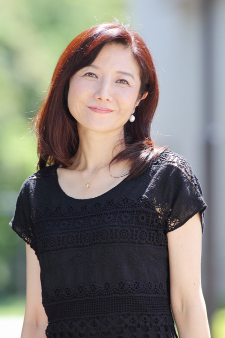 渋谷 優子